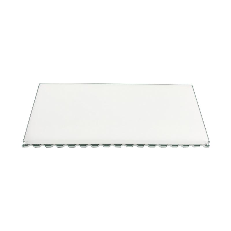 Large-size LED Lightguide Panel without LED chips