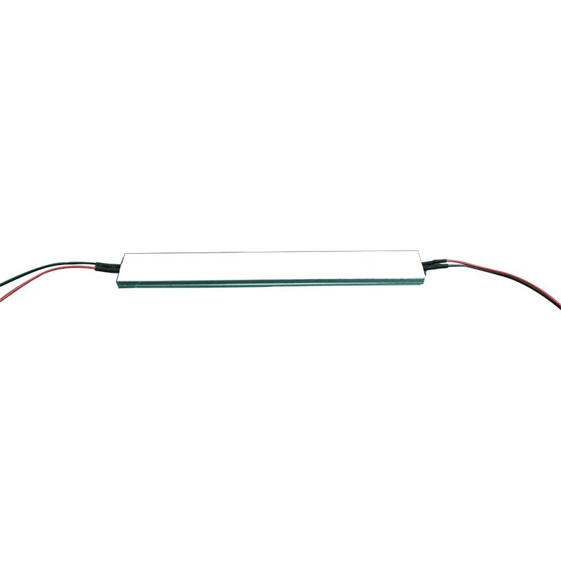 110mm Long 20mm Wide LED Edge-lit Panels with Wires and Terminals