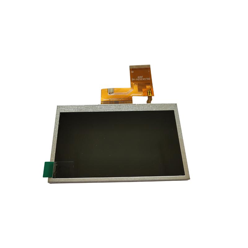 """4.3"""" a-Si TFT LCD MODULE"""