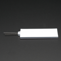 Small Plug-in LEDLED edge-lit panel for electricity meter and water meter
