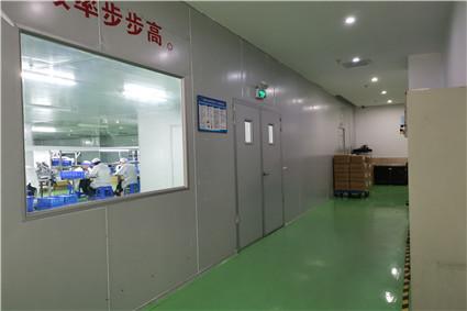 custom fire alarm lightguide plate factory