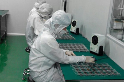 capacity touch panel factory