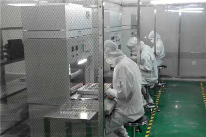 custom irregular touch panel factory